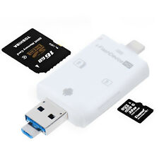 newcomdigi gts MICRO OTG CARD READER HIGH SPEED SD CARD TF PC Android IPHONE