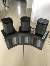 Sonos Play:1 Compact Wireless Smart Speaker - Black QUANTITY X3