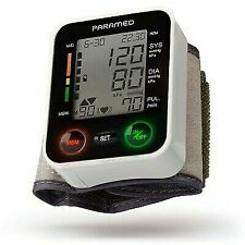 Paramed RF13 Automatic Wrist Blood Pressure Monitor