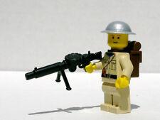 (3x) Brickarms Lewis Gun for Lego Minifigures WW1