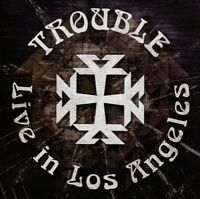 TROUBLE - LIVE IN LOS ANGELES  CD - HEAVY METAL/ HARD'N HEAVY - 11 TRACKS- NEU