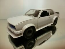 POLISTIL SN44 OPEL ASCONA 400 - WHITE 1:24 - GOOD CONDITION