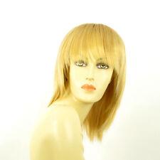 Perruque femme mi-longue blond clair doré FANIE LG26