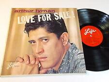 Arthur Lyman: Love For Sale! LP - Hifi Life L1009