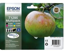 ORIGINAL T1295 MULTI PACK OF INK FOR EPSON OFFICE B42WD