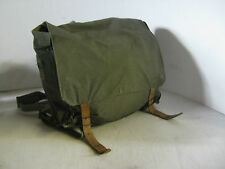 Yugoslavian Army 20 LTR Litre Canvas Backpack Bag Shoulder Military Surplus