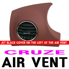 Brick color cover on the left of the Air vent For 08 09 10 11 12 Chevy Cruze