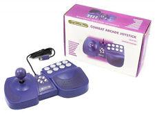 NINTENDO GAMECUBE Wii/Wii ARCADE FIGHT Stick U Joystick Nuovo di Zecca