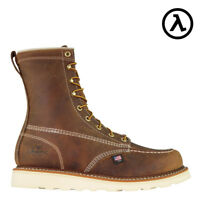 THOROGOOD AMERICAN HERITAGE MOC TOE ST EH WEDGE WORK BOOTS 804-4478 - ALL SIZES