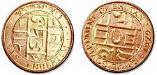 Twenty (20) Bhutan 5 Chetram Coins,Uncirculated.KM 45