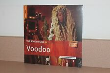 The Rough Guide Voodoo New and Sealed 180g vinyl LP RSD + download Made in EU