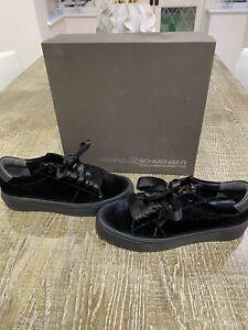 Kennel & Schmenger Velvet Crystal Sneakers/UK 6/worn Once