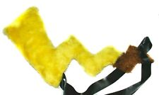 Pikachu tail lighting bolt tail cosplay costume fancy dress accessory