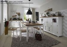 Tisch- & Stuhl-Sets aus Buche fürs Esszimmer Überspannungsschutze der Teile 7