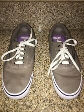 Zoo York Mens Skateboard Shoes Size 11 Us Gray Mint