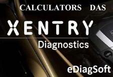 Mercedes FDOK PACK PinCode DAS Xentry Smart WIS EPC Key Code Calculator PASS XD
