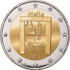 Malta 2018 - Cultureel erfgoed - 2 euro CC - UNC