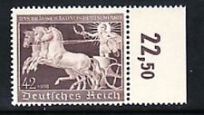 GERMANY Sc B173 NH ISSUE OF 1940 - HORSES