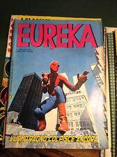 EUREKA N°3 1979 - EDITORIALE CORNO UOMO RAGNO SPIDERMAN