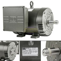 5 Hp 3 Ph Three Phase Electric Motor Same as EM3218T 1750 RPM 184 T Frame New