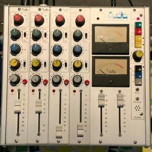 audio developments pico ad 145 vintage audio mixer