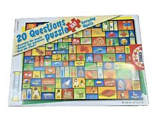 Puzzle 100 Piece Educa 20 Questions Everyday Objects New Factory Sealed