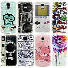 Apple iPhone 4 5 6 7 Handy Schutz Hülle Etui Case Cover Design Motiv + Folie