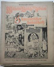 Wilhelm Busch, Wilhelm Busch Humoristischer Hausschatz in Lieferungen,