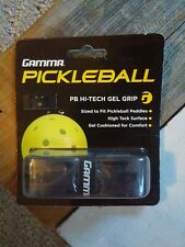 Gamma Sports Pickleball Hi-Tech Gel Replacement Grip New Sealed Package