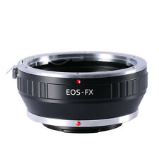 K&F Concept Canon EOS EF Mount Lens to Fujifilm Fuji X-Pro1 FX Adapter EOS-FX