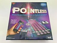 POINTLESS BOARD GAME University Games BBC Board Game Quiz Game - Mint Condition