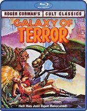 Galaxy of Terror With Edward Albert Blu-ray Region 1 826663121964