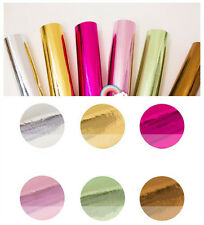 1.5mm 15*21cm metal light glitter Felt Fabric Sheets Patchwork Sewing DIY Craft