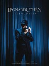 Leonard Cohen Live in Dublin DVD PAL Region 4 Aust Post
