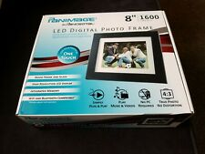 Panimage Pandigital LED Digital Photo Frame 7