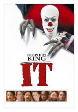 STEPHEN KING`S IT, Blu Ray, New, Sealed