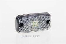 LED UMRISSLEUCHTE - REFLEKTOR MIT 4 LED - WEIß - 110 x 54 MM