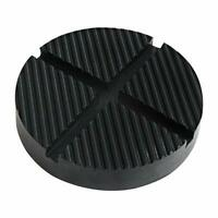Floor Jack Rubber Pad For Jack Stand Black Hydraulic Car Jack Rubber Pad