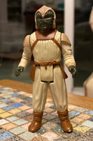 Vintage Star Wars Klaatu In Skiff Guard Outfit Action Figure 1983 No COO Kenner