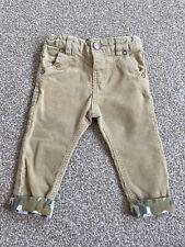 Baby Boy Trousers Size 6-9 Months Zara