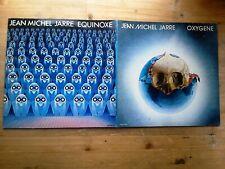 Jean Michel Jarre Oxygene Equinoxe Excellent 2 x Vinyl LP Record 2683 077