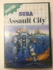 Sega Master System  Assault City