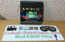 Atari Lynx - Block Out (CARTUCHO)