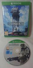 Xbox One Star Wars Battle Front Spiel Spaß Spielen Konsole Free p&p