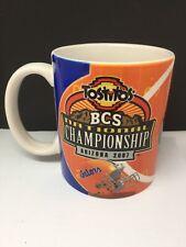 UNIVERSITY OF FLORIDA GATORS TOSTITOS BSC CHAMPIONSHIP 2007 CUP MUG