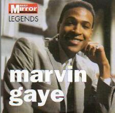 MARVIN GAYE: LEGENDS - PROMO CD (2007) 10 TRACKS: SEXUAL HEALING, GRAPEVINE ETC