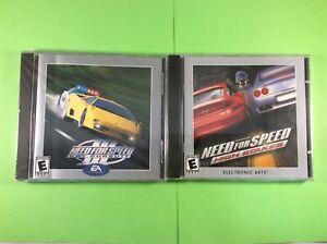 NEED FOR SPEED: High Stakes & III Hot Pursuit PC - Video Game - 1999