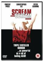 Scream And Scream Again [DVD][Region 2]