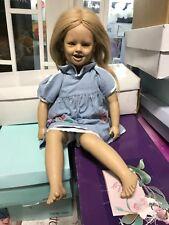 Annette Himstedt Puppe Lisa 65 cm. Top Zustand