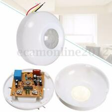 360° 220V Infrared Ceiling Human Body Induction Switch PIR Motion Sensor 800W